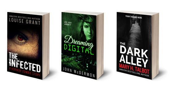 Premade ebook covers - 3D Book Cover