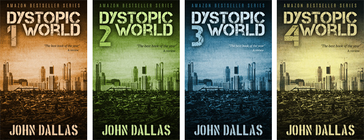 Premade ebook covers - Series from a Premade Cover