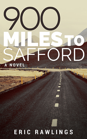 900 miles to Safford – Ebook Cover