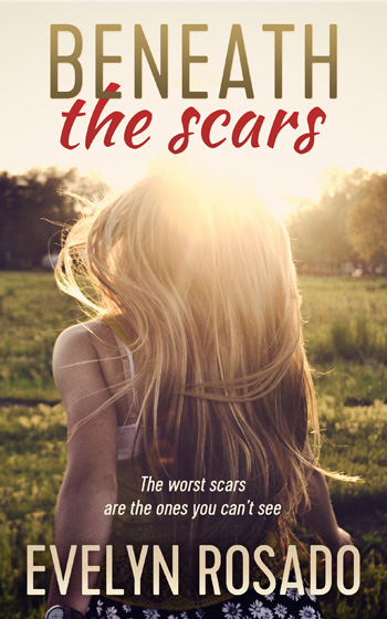 Beneath the scars – Ebook Cover