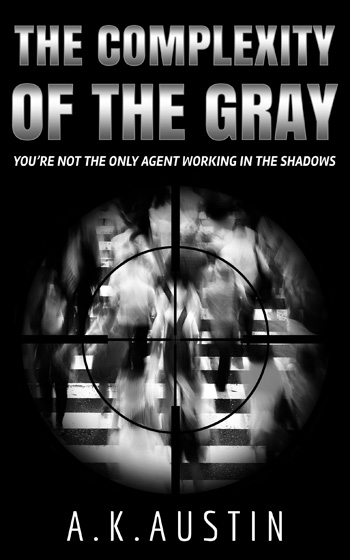 The complexity of the gray – Ebook Cover
