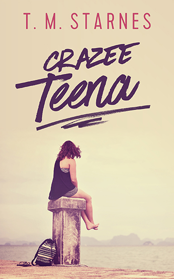Crazee Teena – Ebook Cover
