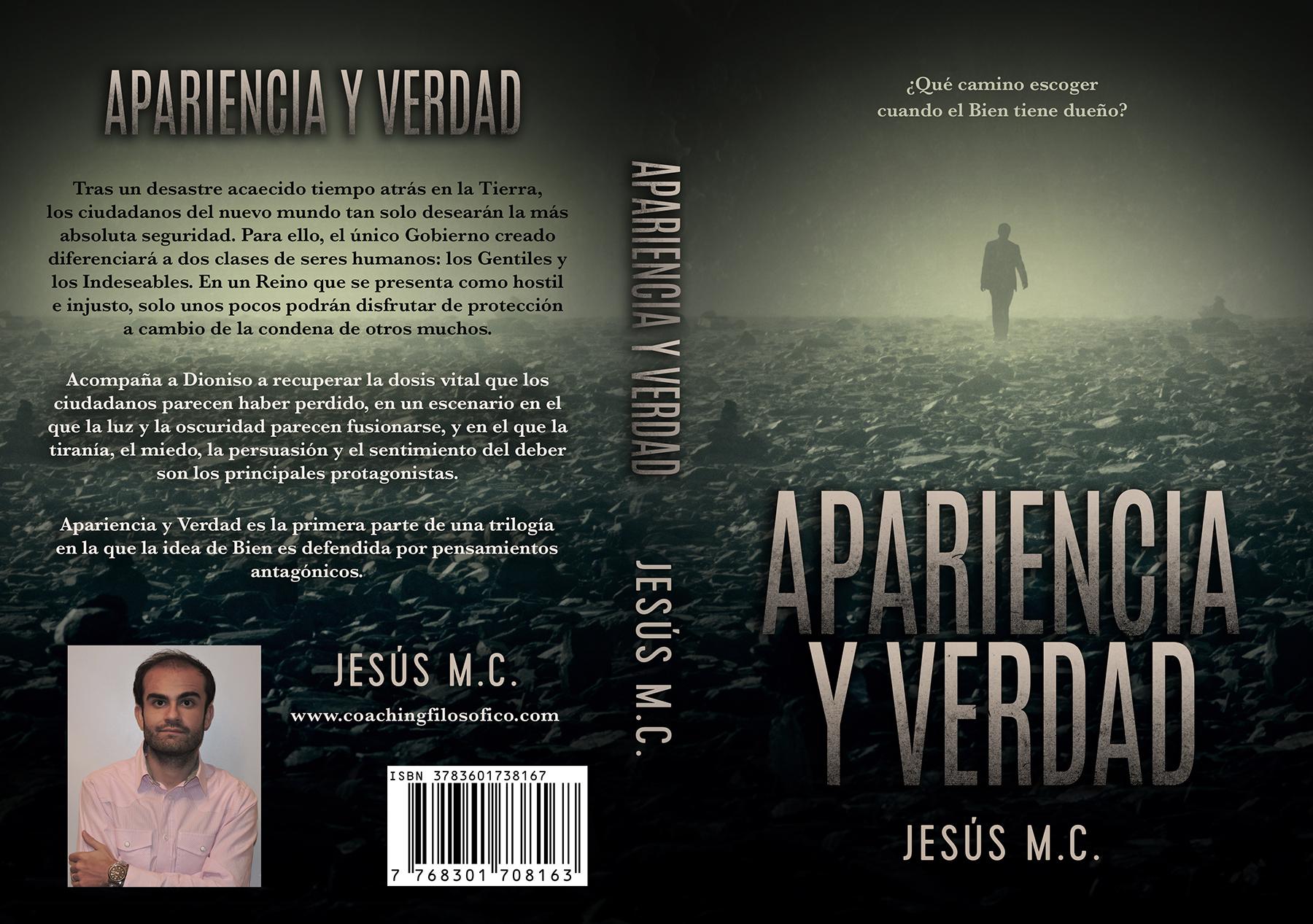 Apariencia y Verdad – CreateSpace Cover