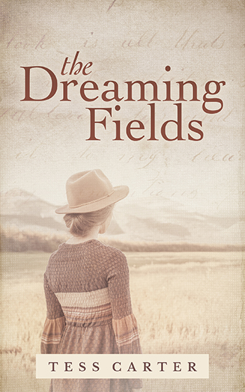 The Dreaming Fields – Ebook Cover