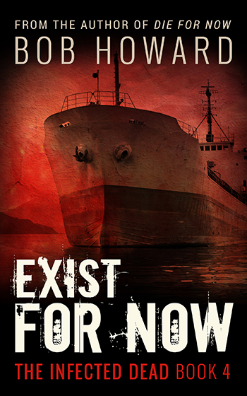 Exist for Now – Ebook Cover