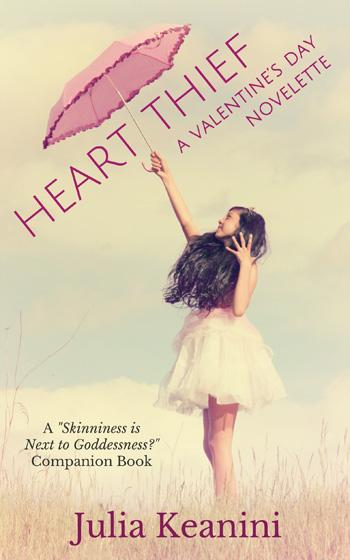 Heart Thief – Ebook Cover