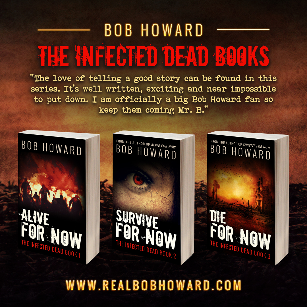 The Infected Dead Books – Instagram Image