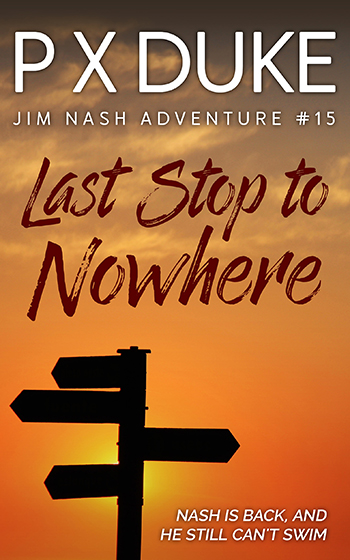 Last Stop To Nowhere – Ebook Cover