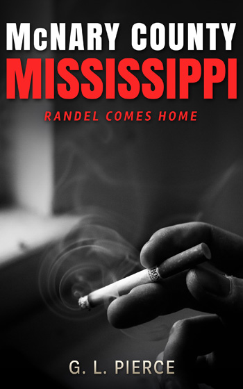 McNary County Mississippi – Ebook Cover