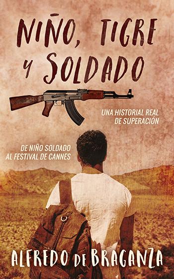 Niño, Tigre y Soldado – Ebook Cover