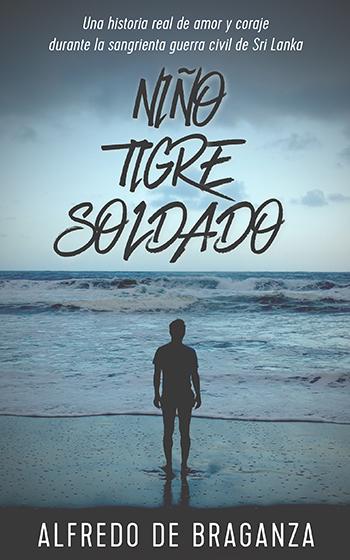 Niño Tigre Soldado – Ebook Cover