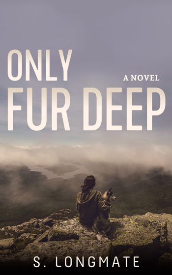Only Fur Deep – Ebook Cover