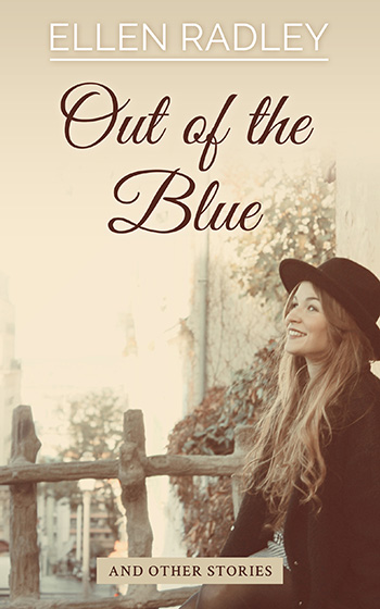 Out of the blue – Ebook Cover