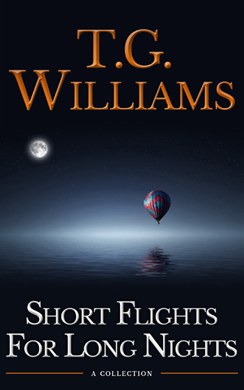Short Flights For Long Nights – Ebook Cover
