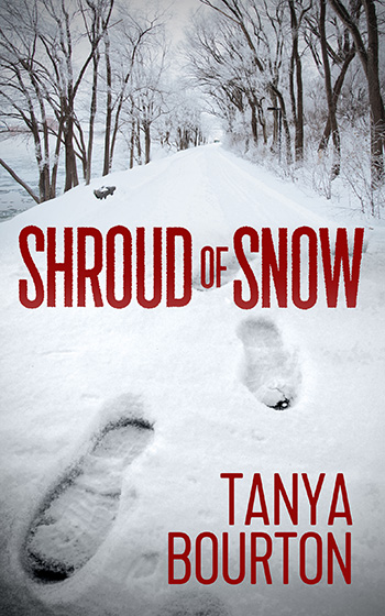 Shroud of snow – Ebook Cover