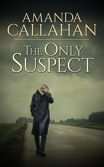 The Only Suspect – Ebook Cover