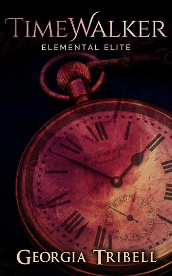 Timewalker – Ebook Cover