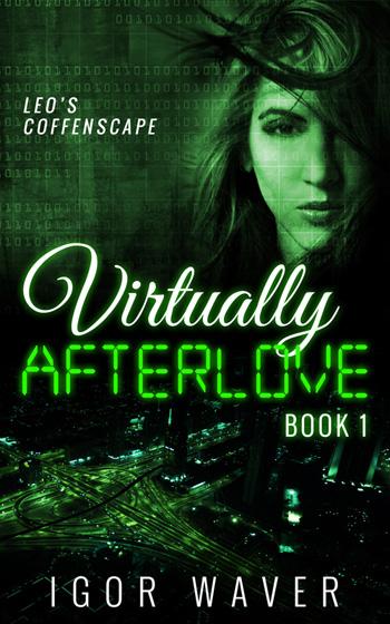 Virtually Afterlove - Ebook Cover