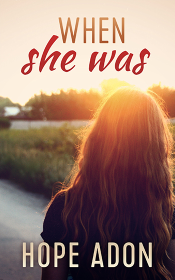 When She Was – Ebook Cover