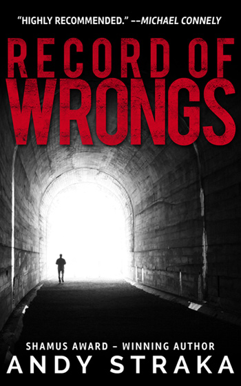 Record of Wrongs - Ebook Cover