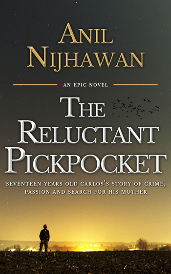 The Reluctant Pickpocket – Ebook Cover